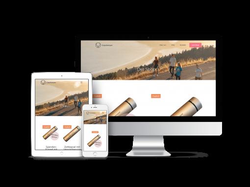 Capskeeper online Shop